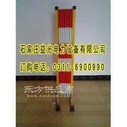 玻璃钢管式伸缩围栏 绝缘管式栅栏 管式伸缩围栏图片