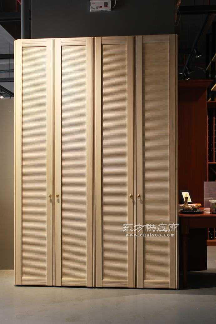 实木家具公司整体衣柜定制价格