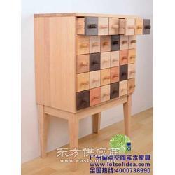 实木书柜定制实木家私厂图片