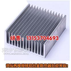6063铝型材散热器挤压图片
