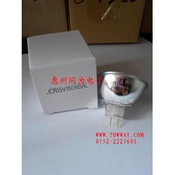 USHIO灯杯 JCR 15V 150W BAL工业机床卤素灯杯镀膜机灯杯银杯 牛尾灯杯图片