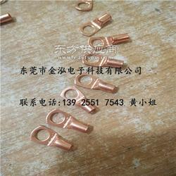 优质紫铜线鼻子,DT系列铜鼻子,铜开口接线端子图片