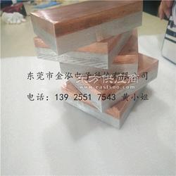 铜铝复合板规格 铜铝复合板带报价图片