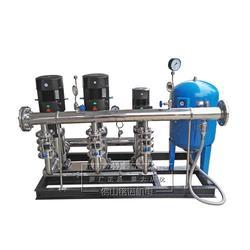 恒压变频供水机组 佛山变频供水机  铭诺机电(查看)图片