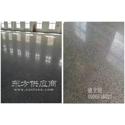 德立固金刚砂固化地坪施工工艺图片