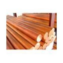 中大铜材(图)、紫铜棒厂、紫铜棒图片