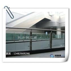 不锈钢玻璃栏杆 玻璃栏杆指导价图片