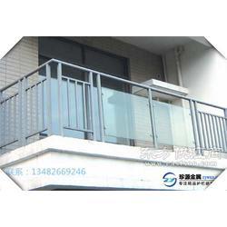 阳台玻璃栏杆 阳台铝合金护栏图片