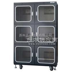 中湿度电子防潮箱图片