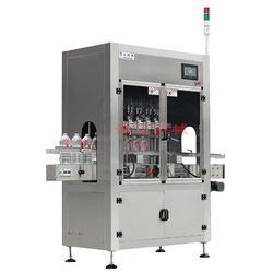 山茶油灌装机-10头全自动山茶油灌装机-谭工机械图片