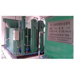 兆明环保设备-乳化液废水处理设备-住宅小区废水处理设备图片