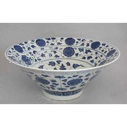 万业陶瓷供应青花瓷大碗,陶瓷碗图片