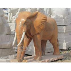 石雕大象 保定厂家供应图片