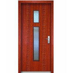 木塑门|木塑门工程门|避风港门业图片