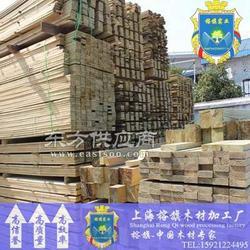 优质铁杉防腐木图片
