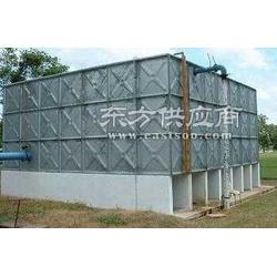 玻璃钢水箱厂家直销 组合玻璃钢水箱 玻璃钢拼装水箱 专业快速图片