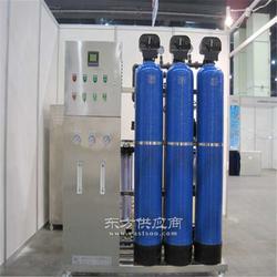 消毒供应中心纯水设备图片