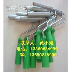 玻璃钢消泡专用手糊工具 3-6寸铝滚筒图片