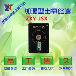 筑星分体式制氧机无电型出氧终端室内机空间布氧仪图片