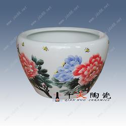 陶瓷大缸 青花瓷大缸厂家图片