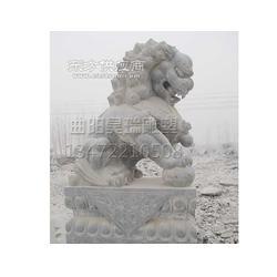 供应石雕狮子厂家图片