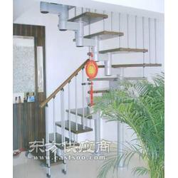 钢木楼梯的安全防护方面要注意图片