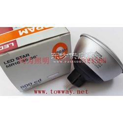 欧司朗 LED PAR16可调光射灯 7.5W 24度 2700K GU10图片