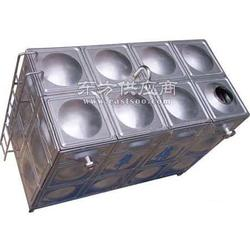 不锈钢水箱厂家供应新型不锈钢水箱直销图片