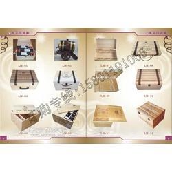 精油木质包装盒制作印刷厂图片