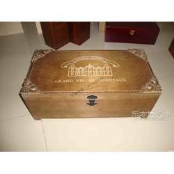 茶叶木质包装盒制作定做图片