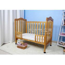 买实木婴儿床就到艾伦贝图片