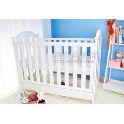 欧式实木婴儿床品牌首选艾伦贝图片