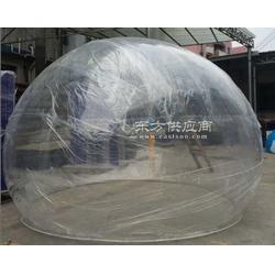 亚克力大球 透明球 半球型 异型球各类球 定制加工图片