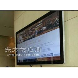 55寸海报机信息网络广告机,商场55寸广告电子刷屏机图片