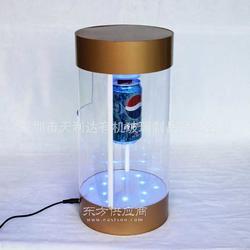 有机玻璃水杯时尚创意磁悬浮杯子led夜光杯图片