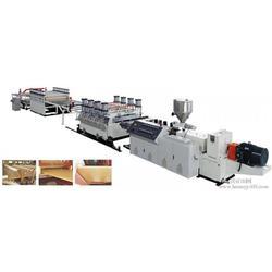 pvc木塑发泡板设备_合固(在线咨询)_新疆木塑发泡板设备图片