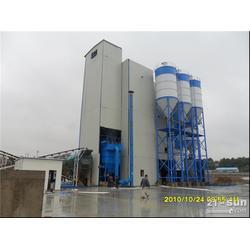 搅拌站厂-强力机械(已认证)搅拌站图片