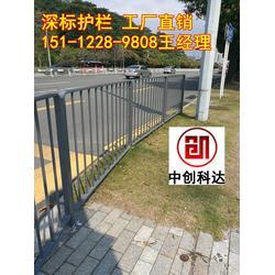 道路护栏厂家告诉您护栏高度的规定图片
