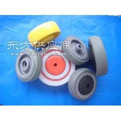 TPE工业脚轮材料图片
