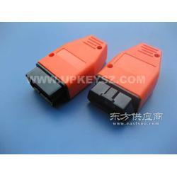 厂家生产OBD转接连接器 汽车连接转接器图片