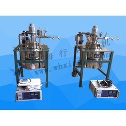 威海行雨化机(图)、不锈钢反应釜规格、河南不锈钢反应釜图片