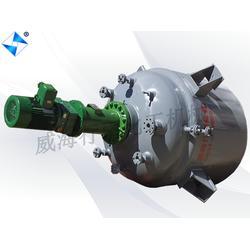 小型哈氏合金反应釜厂-威海行雨化机图片