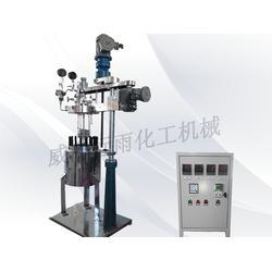 小型哈氏合金反应釜-山东行雨加氢釜生产商图片
