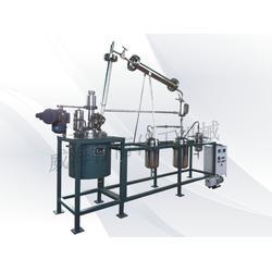 大型成套反应釜装置厂-甘肃成套反应釜装置-山东行雨反应釜图片