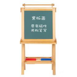 磁性画板,益智早教型实木磁性画板,鲁君国贸图片
