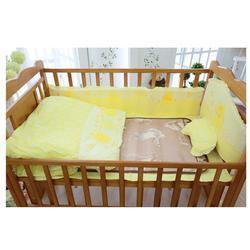 婴儿床、品牌实木婴儿床免邮寄费、鲁君国贸图片