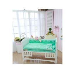 山东品牌婴儿床,爱因诗品牌婴儿床的特点,鲁君国贸图片