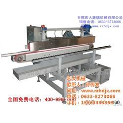 【磨边机】,直线玻璃磨边机,宏大机械磨边机图片