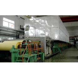 铜川小型造纸机、东恒机械、小型造纸机维修图片