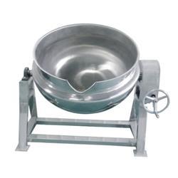 搅拌式夹层锅厂家、嘉兴搅拌式夹层锅、诸城旺源机械(在线咨询)图片